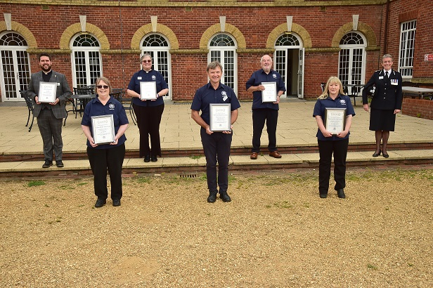 Hampshire Police Chaplains Volunteer Team of the Year