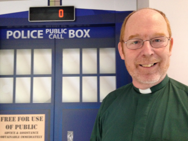 Chaplain Honoured By Diocese